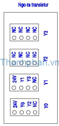 Ngõ ra transistor MC-35MR-4MT-700-FX-C